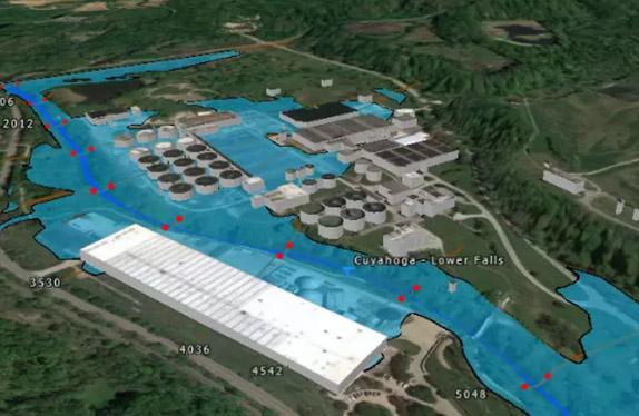 HEC-RAS 2D Flood Modeling Software