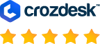 Crozdesk product rating